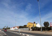 Benicarló millora la il·luminació de la carretera del Polígon El Collet