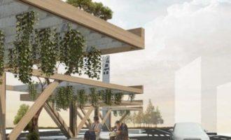 S'adjudiquen les obres de la nova parada d'autobusos del parc de les Catalinetes de Vinaròs