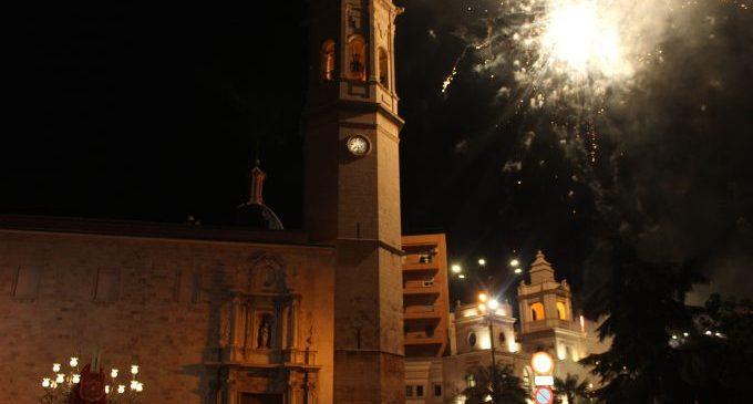 Borriana celebrarà Sant Blai amb dos espectacles de focs artificials però sense celebracions populars