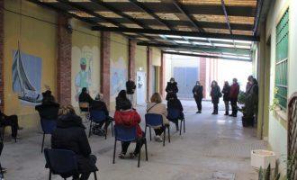 El taller d'ocupació de Borriana permet formar a 20 persones desocupades del municipi mentre reben un salari