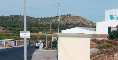 Almenara se acogerá a las ayudas del IVACE para seguir mejorando el polígono de Trascastell