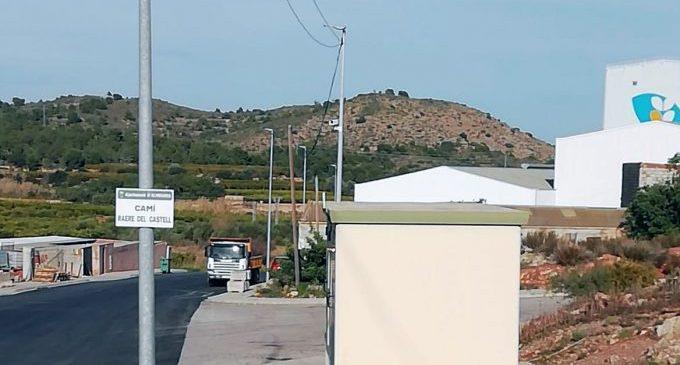 Almenara s'acollirà a les ajudes de l'IVACE per a continuar millorant el polígon de Trascastell