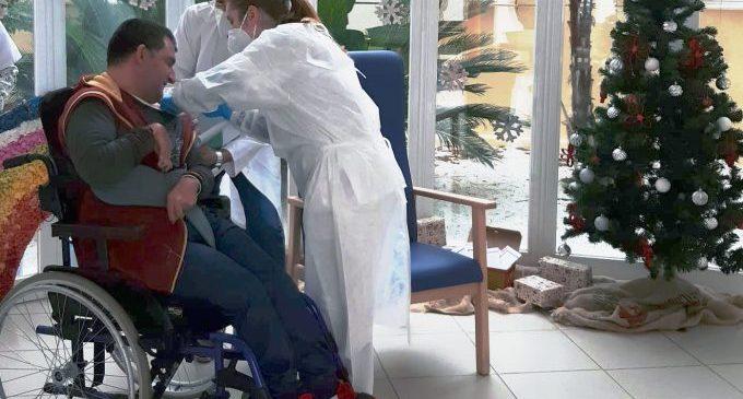 Continua la vacunació de la covid19 als centres de l'OACSE de Benicarló