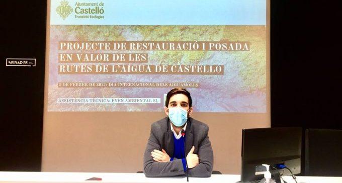 Podem-EUPV Castelló presentarà una moció per finalitzar la concessió del servei d'aigua potable