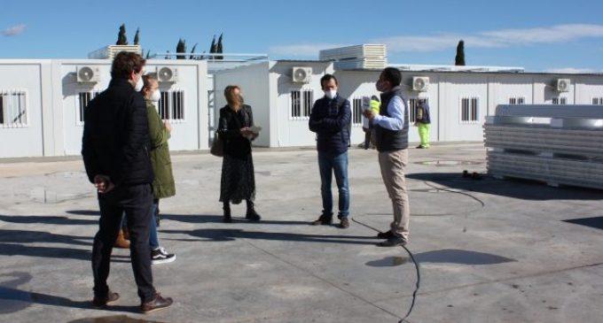 El Ayuntamiento de Castelló colabora con la comunidad educativa para agilizar el traslado del CEIP Vicent Marçà