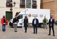 Castelló augmenta en 12.000 euros l'ajuda al Banc d'Aliments per a la millora del repartiment
