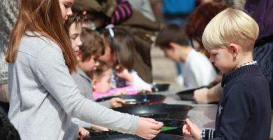 Educació facilita la conciliació en xicotets municipis amb noves aules de 2 anys