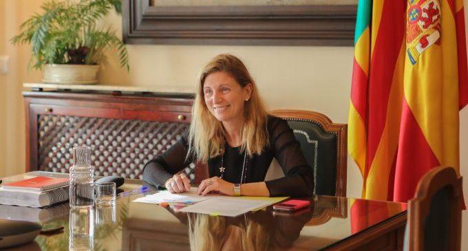 L'alcaldessa de Castelló planteja en la Rimig impulsar projectes amb fons europeus que empoderen a la dona