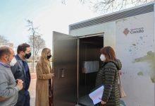Castelló amplia la xarxa de banys públics i instal·la sis nous en punts estratègics de la ciutat