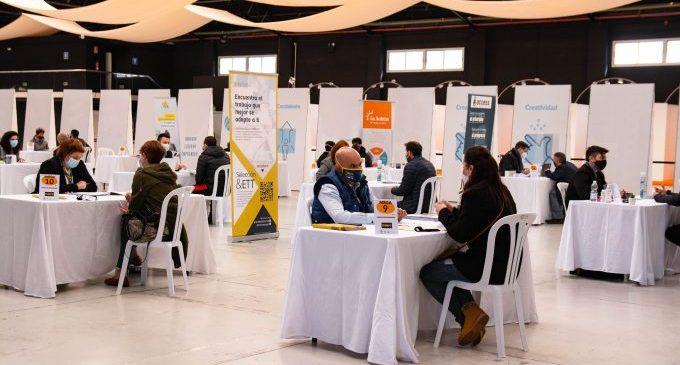 El fòrum Ocupa't de Vila-real aconsegueix un nou treball per al 24% dels assistents