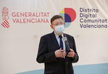 Puig impulsarà una iniciativa que optarà a fons europeus per a la transformació digital de 10.000 pimes turístiques