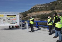 Puig destaca que la millora de la N-232 per a salvar el Port de Querol reforçarà la connexió amb el Cantàbric