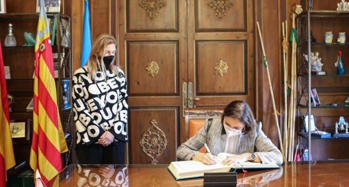 Marco demana a la ministra de Turisme que 'Escala a Castelló' siga declarat d'Excepcional Interés