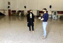 Almassora ofereix tots els seus locals públics a Sanitat per a la vacunació massiva de la COVID
