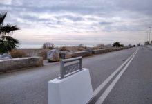El passeig marítim d'Almassora reforça la seguretat de vianants i ciclistes