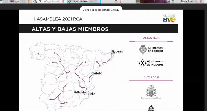 Castelló reforça el posicionament turístic i impulsa el seu producte en la Xarxa de Ciutats AVE