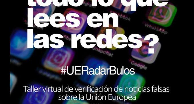 El centre Europe Direct de la Diputació desmenteix les fake news sobre l'UE en un taller virtual