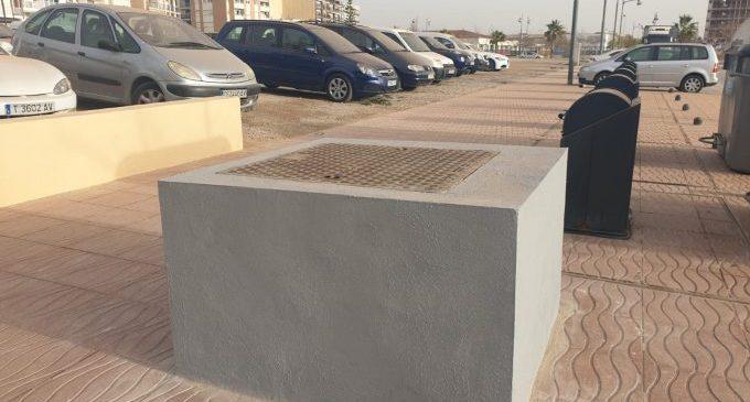 El Ayuntamiento de Vinaròs trabaja para mejorar el servicio de los contenedores soterrados