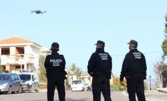 Onda amplia la Unitat de Dron de la Policia Local per a millorar la seguretat i reforçar la vigilància