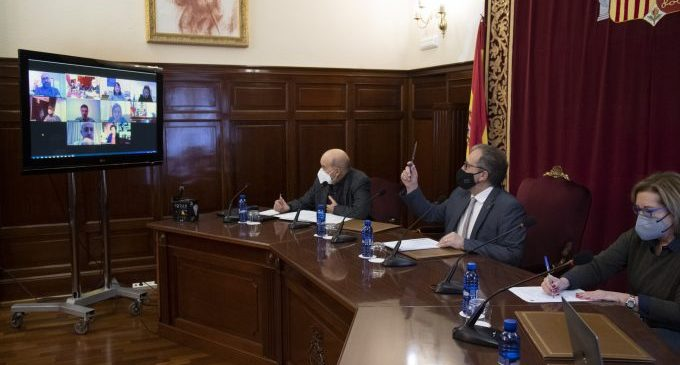 La Junta de Govern de la Diputació aprova el Protocol d'Adhesió al Pla Resistir