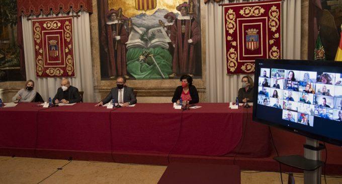 La Diputació aprovarà demà en el ple la seua adhesió al 'Pla Resistir' per a transferir la seua aportació de 4,1 milions d'euros