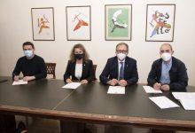 PSPV, Compromís i Ciutadans creen una comissió de treball per a impulsar les polítiques de reactivació econòmica de la província del pressupost de la Diputació per a 2021