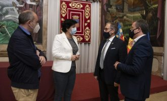 La Diputació efectua el pagament dels 4,2 milions  als municipis perquè activen les ajudes del 'Pla Resistir' per autònoms i microempreses