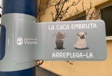 Vinaròs consciencia als veïns sobre la neteja dels excrements de les mascotes
