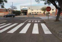 Nules millora l'accessibilitat de l'Avinguda de Nyons