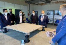 La Diputació incentiva la innovació en el sector ceràmic com a motor de creixement amb un reconeixement a Rocersa