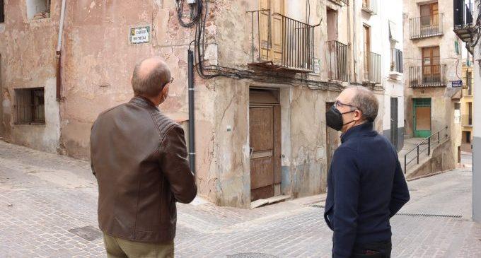 Onda adquiere tres antiguas casas del casco histórico para reformarlas y destinarlas a usos sociales
