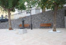 Onda estrena la remodelada plaça Miguel Hernández per a sumar valor a l'entorn del castell