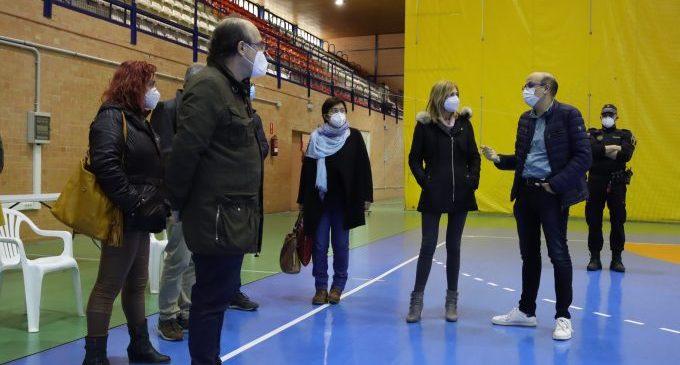 Onda ofereix el pavelló Víctor Cabedo a Salut Pública per a dur a terme la vacunació massiva