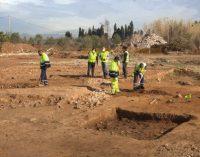 Descubren nuevas dependencias en el yacimiento arqueológico de la villa romana de Sant Gregori