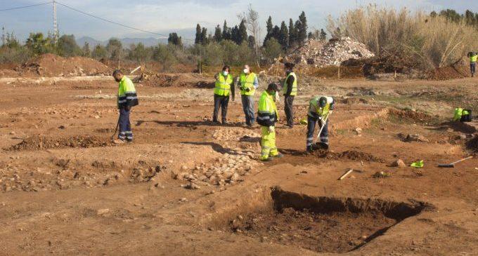 Descobreixen noves dependències en el jaciment arqueològic de la vila romana de Sant Gregori