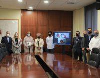 El Fòrum Borriana 2030 entrega a l'alcaldessa el document amb les conclusions per a la reactivació de la ciutat