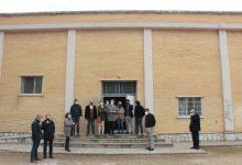 Comencen les obres d'enderrocament de l'actual IES Jaume I de Borriana i la construcció del nou centre