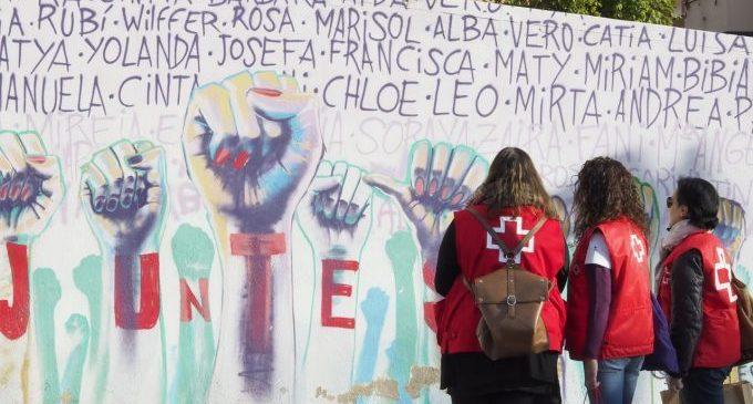 Ayuntamiento y Cruz Roja inician el proyecto 'Juntes' de acompañamiento a mujeres víctimas de violencia de género en Burriana