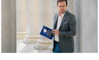 El premio Planeta Javier Sierra elige Onda para presentar su última novela en la provincia de Castellón