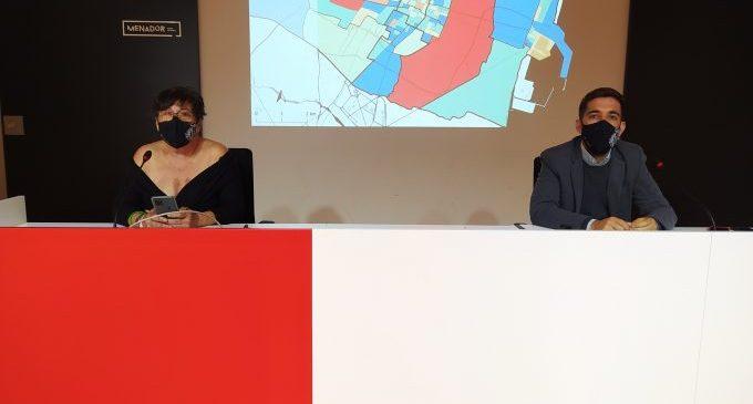 Castelló col·laborarà amb tres estudis d'arquitectura per a impulsar la rehabilitació sostenible i mobilitzar habitatge buit