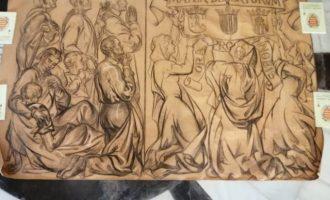 La Diputació restaurarà set peces del Museu de Medallística Enrique Giner de Nules