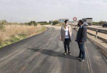 Les Alqueries inverteix 25.000 euros en la millora de diversos camins rurals