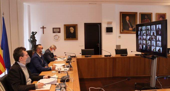 Vila-real aprova per unanimitat la sol·licitud d'ajudes a l'Ivace per a la modernització de tres noves àrees industrials