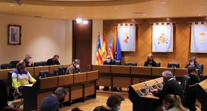 El Pleno municipal de Borriana ratificará la adhesión a las ayudas 'Paréntesis' destinadas a los sectores más afectados por la Covid-19