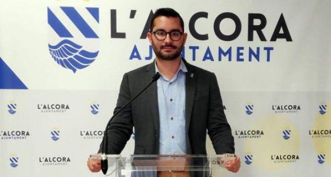 Falomir destaca els bons resultats de les iniciatives per a fomentar l'ocupació a l'Alcora