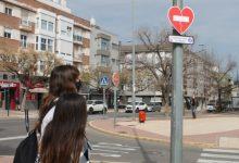 Benicàssim instal·la senyals contra la violència