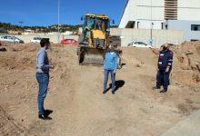 L'Alcora inicia las obras de una nueva zona verde en la avenida Corts Valencianes