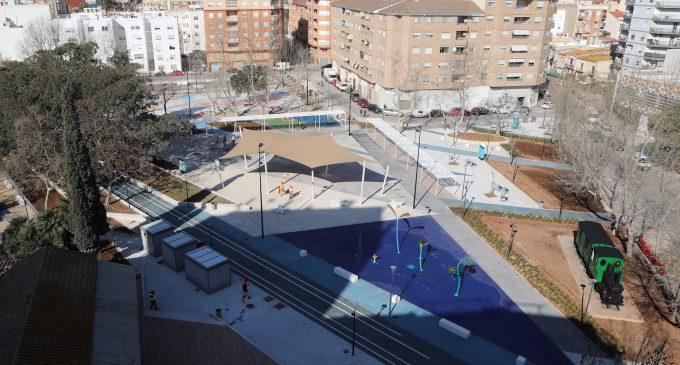 La Panderola cobreix el seu primer any de trajecte com a parc funcional i accessible en el cor del Grau