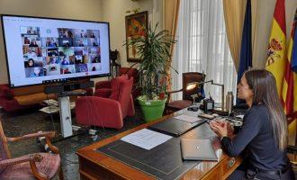 La Diputació de Castelló és la primera de la Comunitat a sumar-se a la Xarxa de la Memòria Històrica que impulsa la FVMP