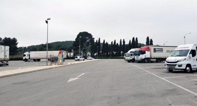 Almenara restringirá el paso de camiones de más de 3,5 toneladas por su casco urbano